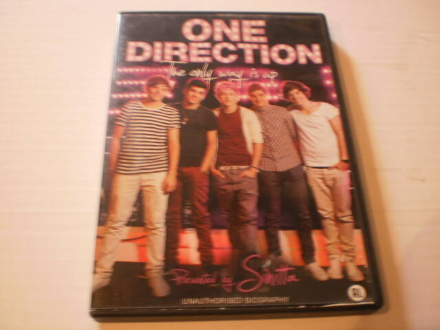 DVD One Direction - The only way is up
