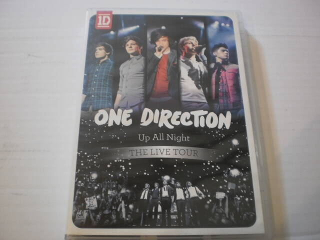DVD One Direction - Up all night