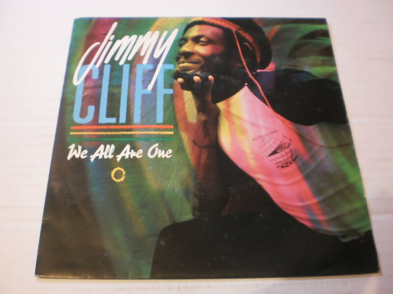Single Jimmy Cliff - We all are one