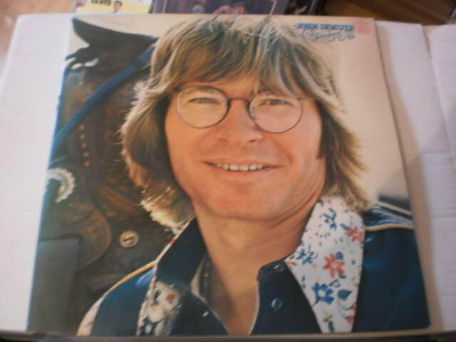LP John Denver Windsong