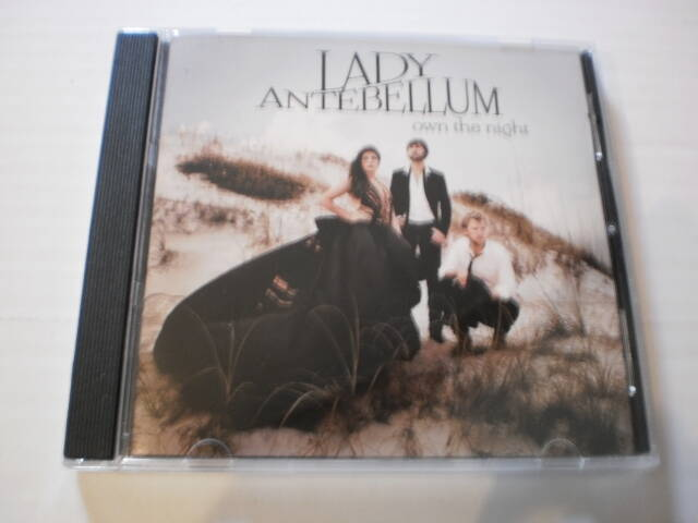CD Lady Antebellum - Own the night
