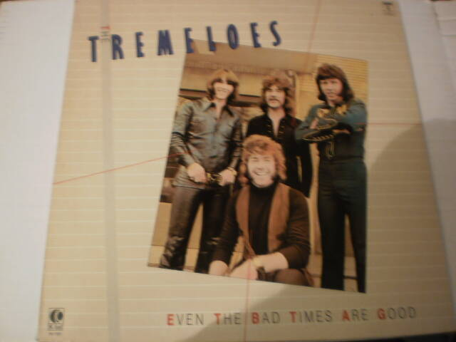 LP The Tremeloes - Even the bad times are good