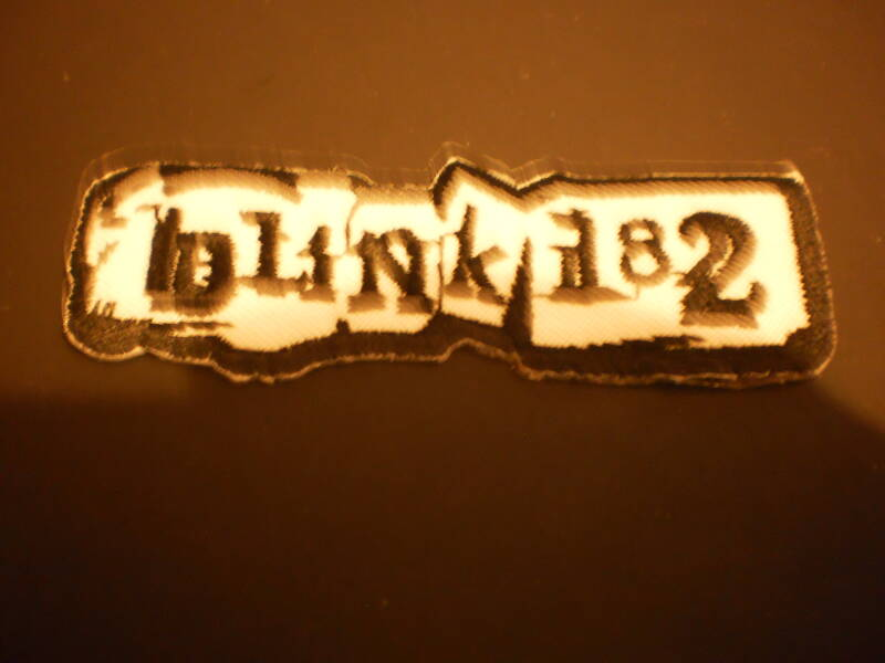 Patch Blink 182