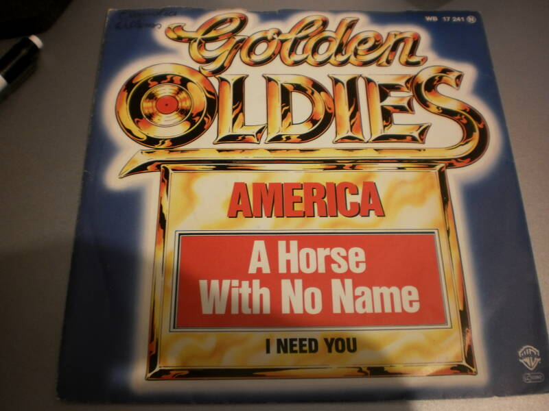 Single America - A horse with no name