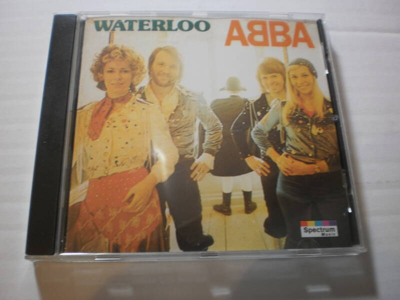 CD ABBA Waterloo