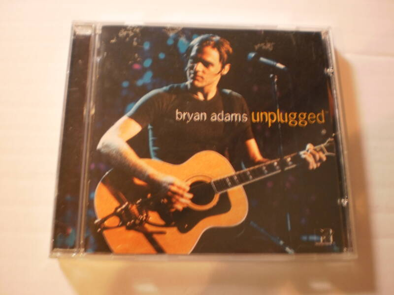 CD Bryan Adams unplugged