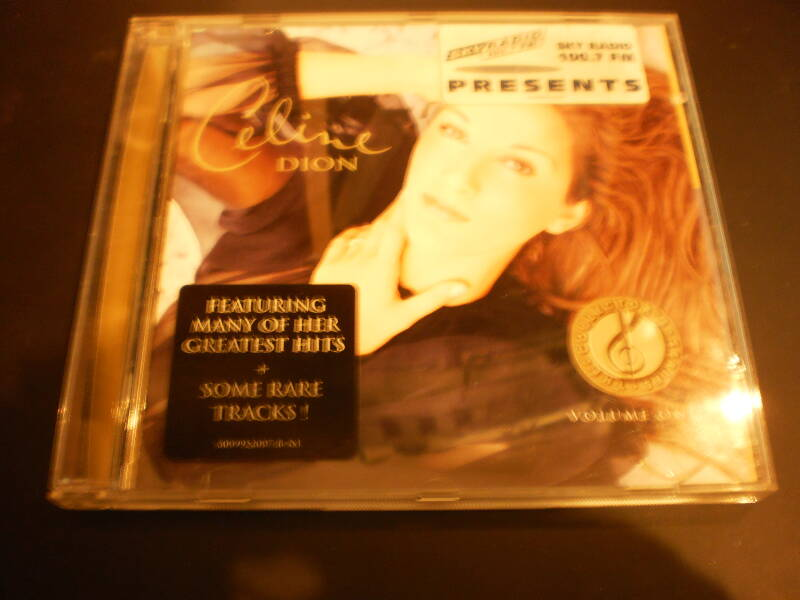 CD Celine Dion - The Collector's Series Vol 1