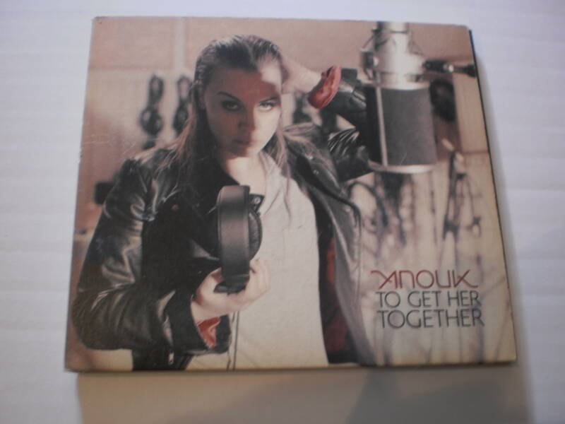 CD Anouk - To get her together