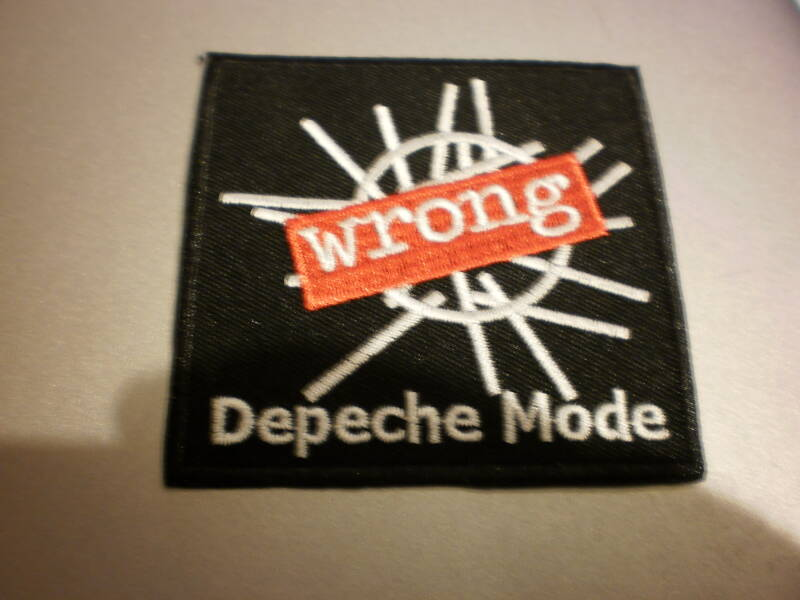patch Depeche Mode