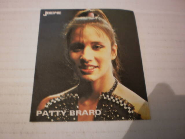 Sticker Patty Brard