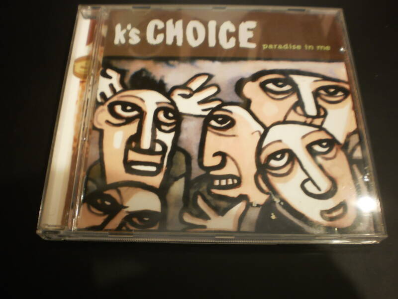 CD K's Choice - Paradise in me