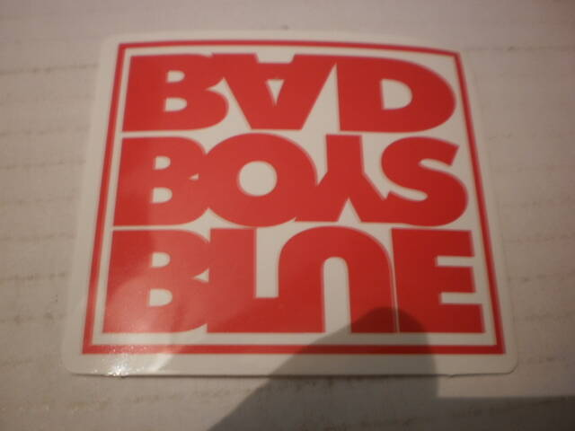 Sticker Bad Boys Blue