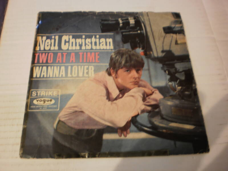 single Neil Christian - Two at a time