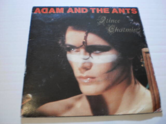 Single Adam and the ants - Prince Charming