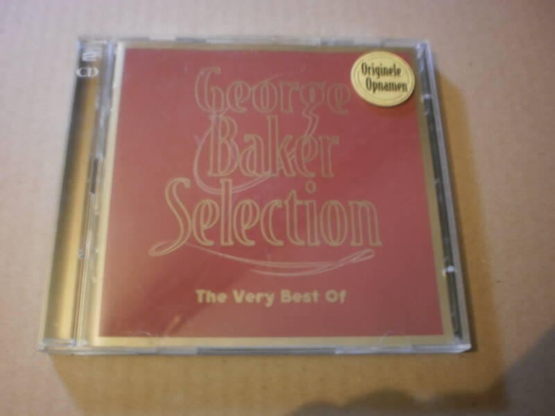 cd dubbel cd The best of George Baker Selection