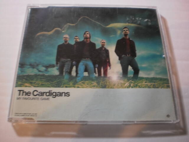 CD single The Cardigans - My favourite game