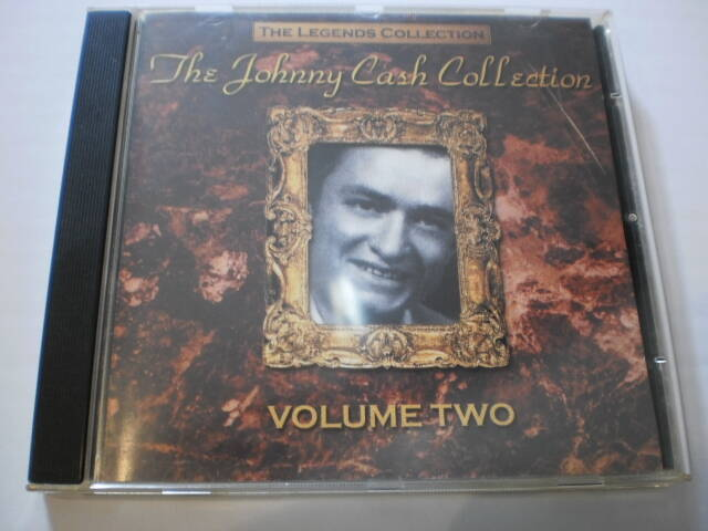 CD - The Johnny Cash Collection volume two