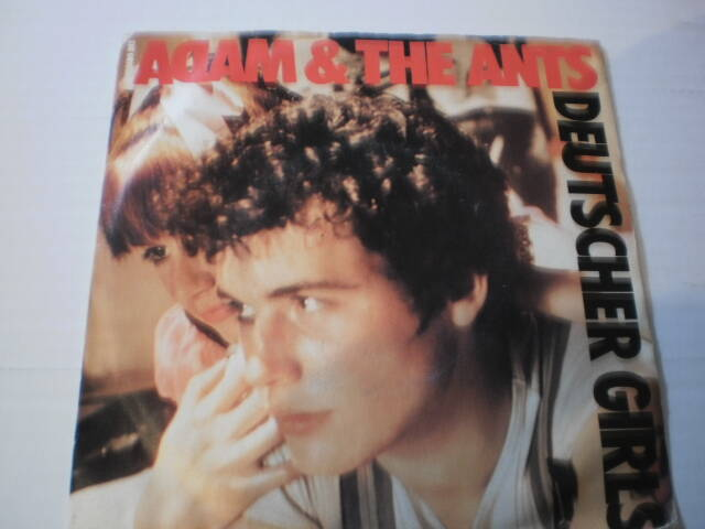 Single Adam & The Ants - Deutscher Girls