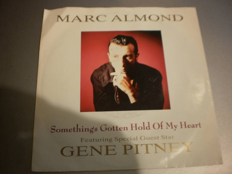 Single Marc Almond - Something's gotten hold of my heart