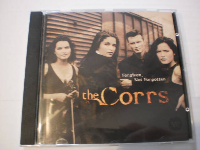 CD The Corrs - Forgiven not forgotten
