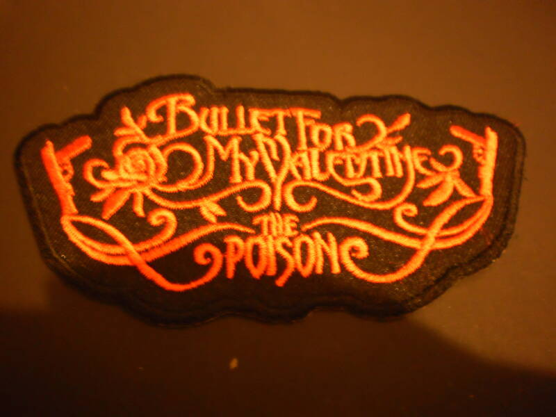 Patch Bullet for my Valentine .