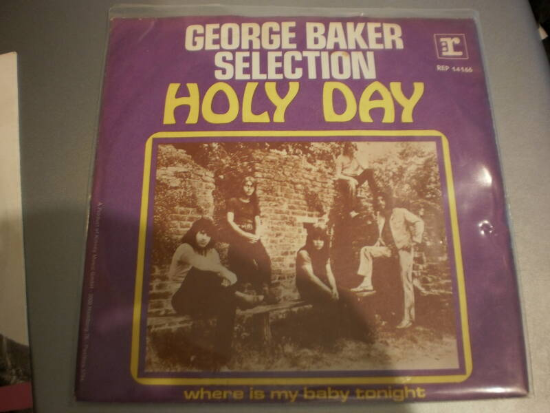 George Baker - Holy Day .