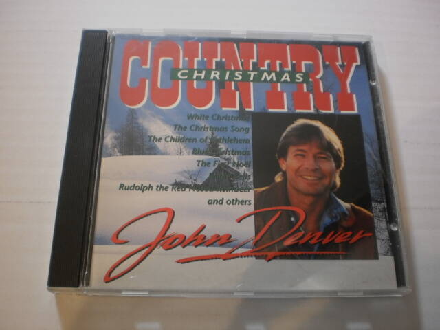 CD John Denver - Country Christmas