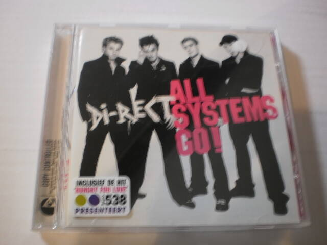 CD Di-rect - All Systems go