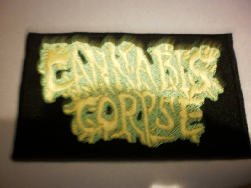 Patch Cannabis Corpse