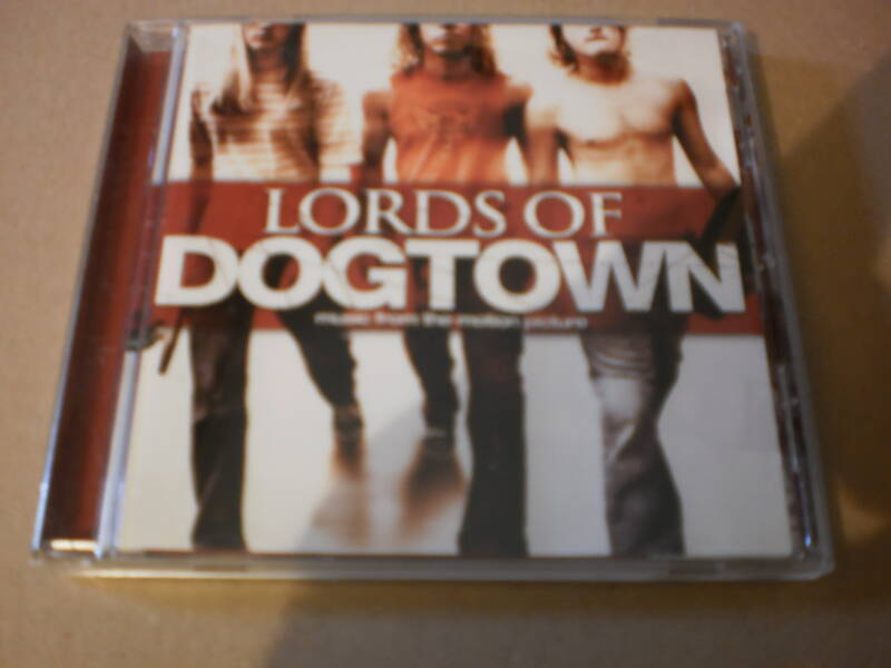 CD Lords of Dogtown - Music from the film