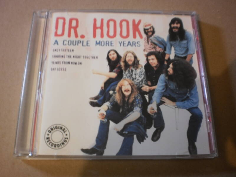 CD Dr. Hook - A couple more years