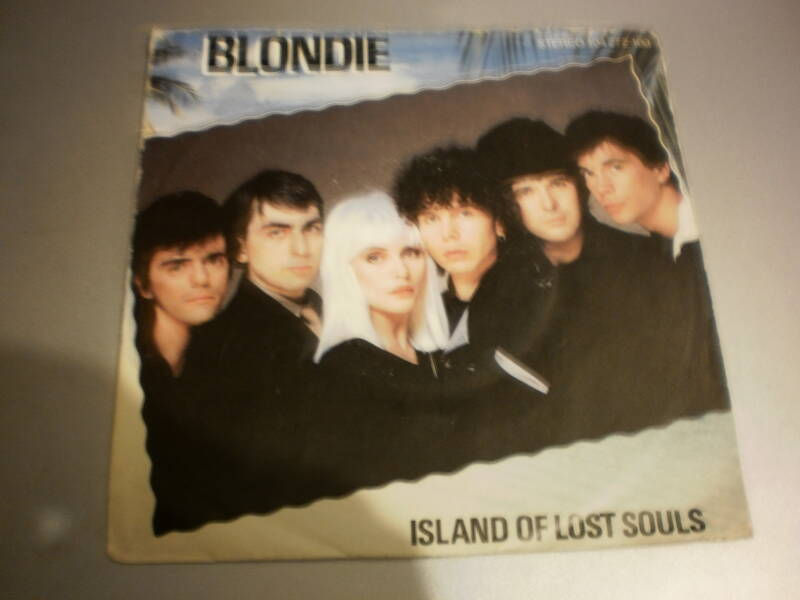 Single Blondie - Island of lost souls