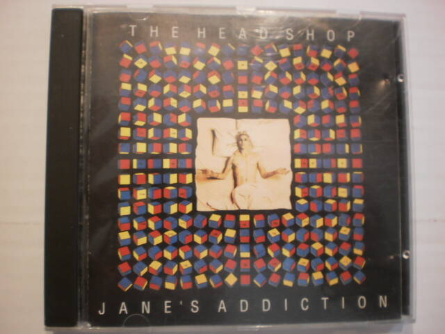CD Jane's Addiction - The head Shop