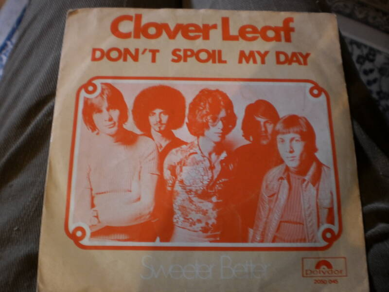 Single Clover Leaf - Don't spoil my day