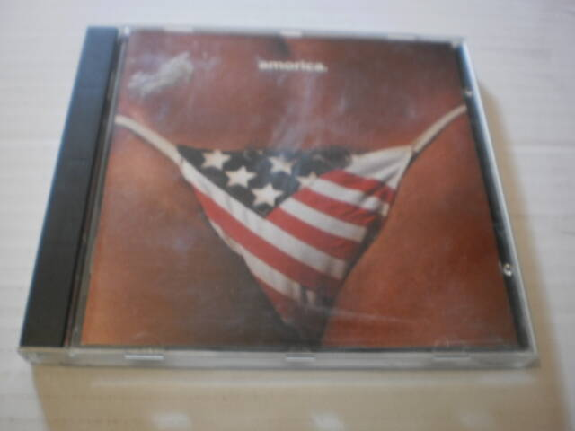 CD Rock The Black Crowes - Amorica