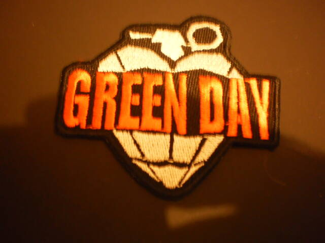 patch Green Day