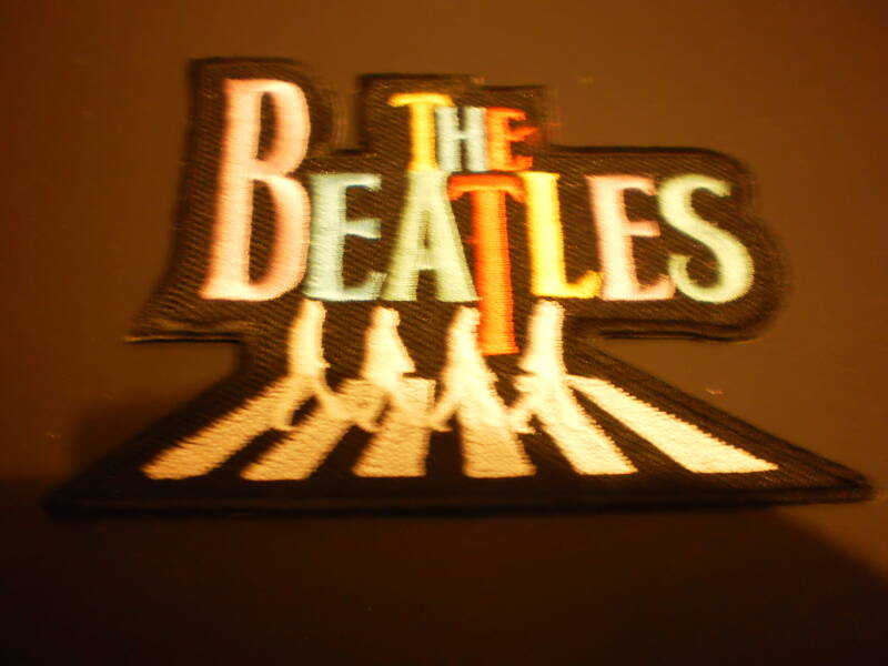 patch The Beatles