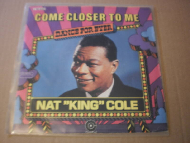 Single Nat King Cole - Come closer to me