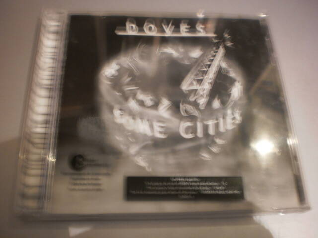 CD Doves - Some Cities
