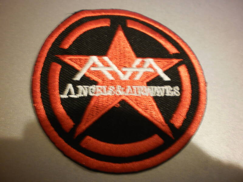 Patch AVA - Angels & Airwaves