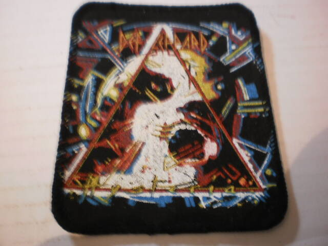 Patch Def leppard