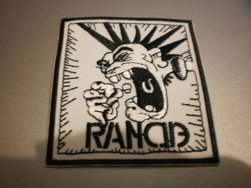 Patch Rancid .
