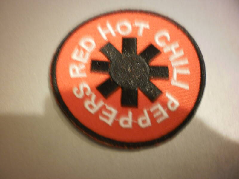 Patch Red Hot Chili Peppers