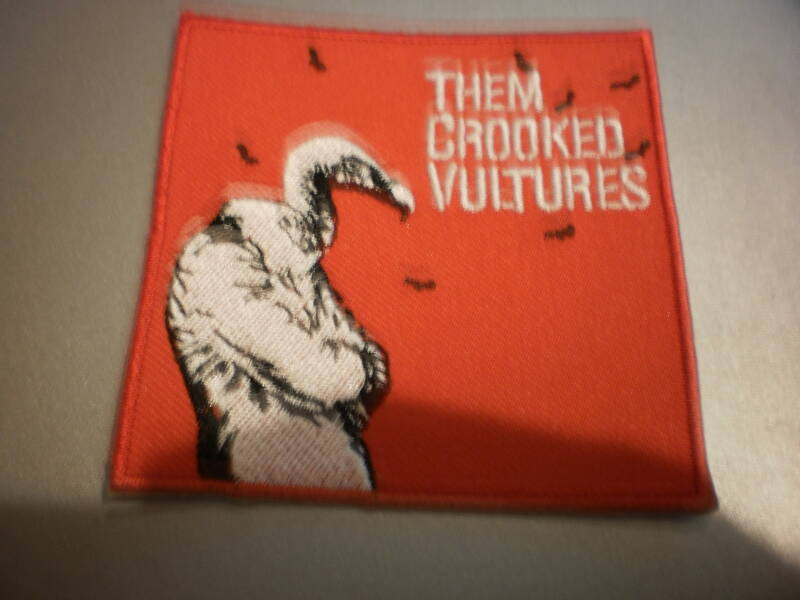 Patch Them Crooked Vultures