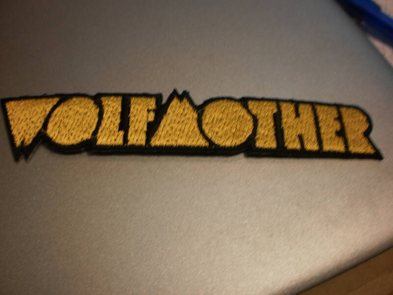 Patch Wolfmother