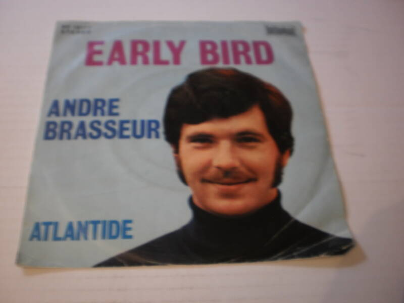 Single Andre Brasseur - Early Bird