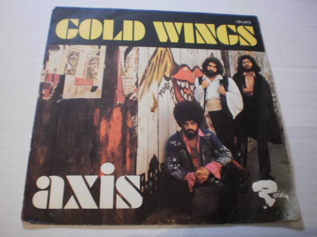 Single Axis - Gold Wings
