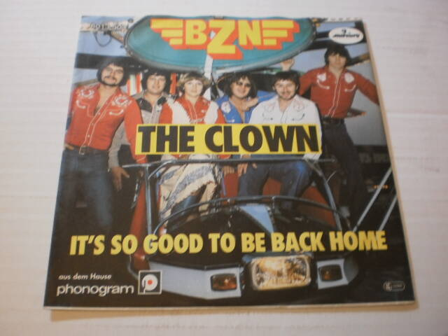 Single BZN - The Clown