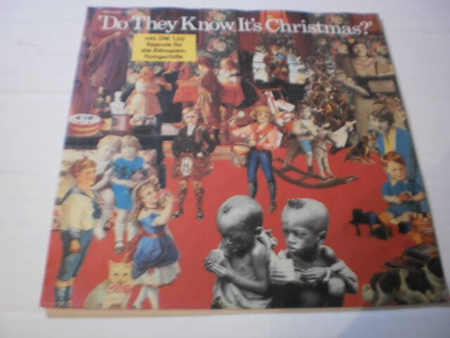Single Band Aid - Do they know it's Christmas