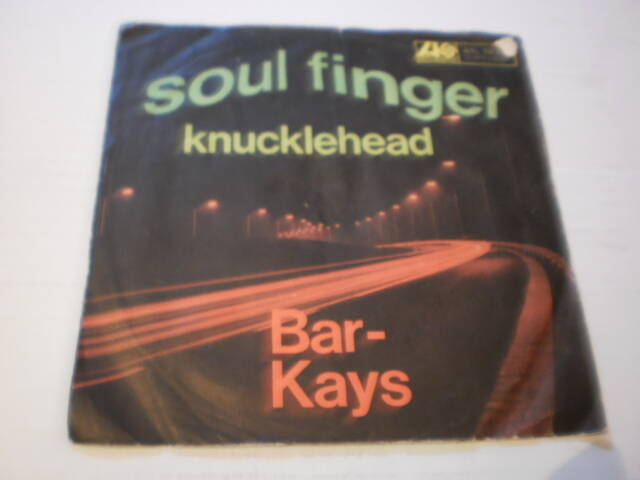 Single Bar-Kays - Soul Finger
